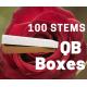 Explorer 100 stems QB box